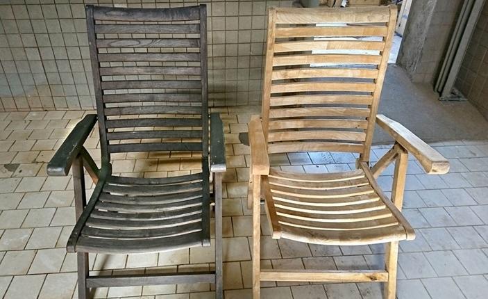 Gut bekannt Holz Cleanic – Restauration und Pflege | Die Krebsmühle FE14