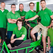 Das Team der e-motion e-Bike Welt Frankfurt