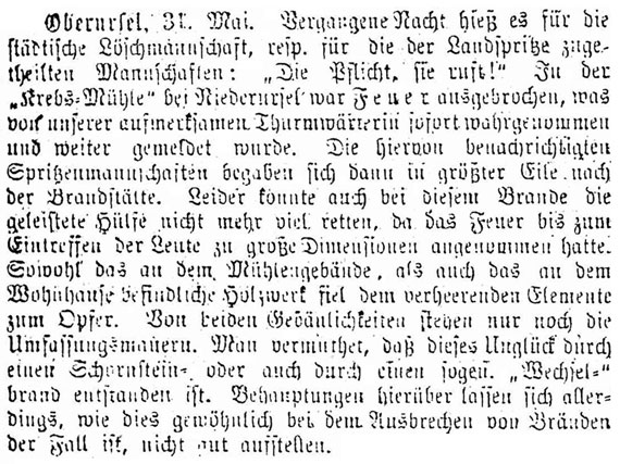 Bürgerfreund 1881
