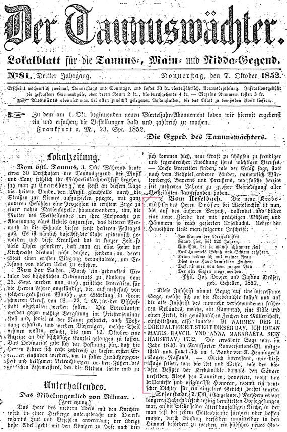 Taunuswächter 1852