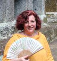 Übrigens: Gaby ist absoluter Märchen-Profi und außerdem die SDchwester von 'unserer' YXoga Christiane.